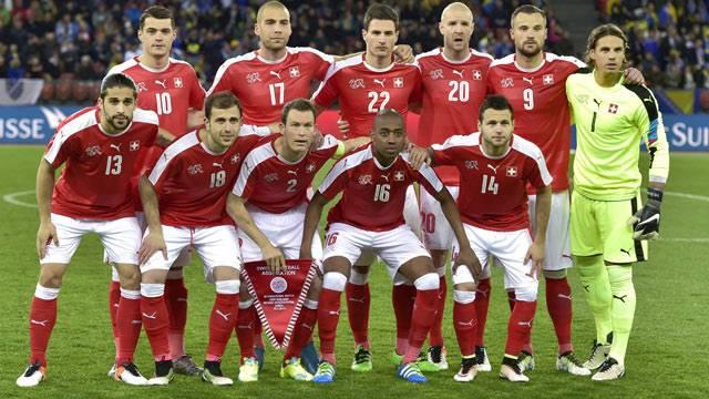 Piala Dunia 2018 Skuat Timnas Swiss