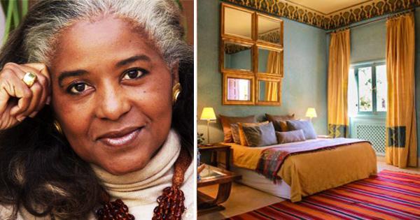 Meryanne Loum-Martin, founder of Jnane Tamsna Hotel in Morocco