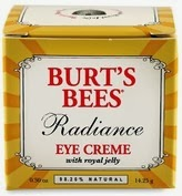 review Burt's Bee Radiance Eye Cream