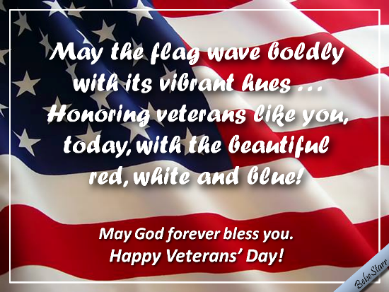 Veterans day greetings happy veterans day greetings card ecards veterans day cards for facebook m4hsunfo