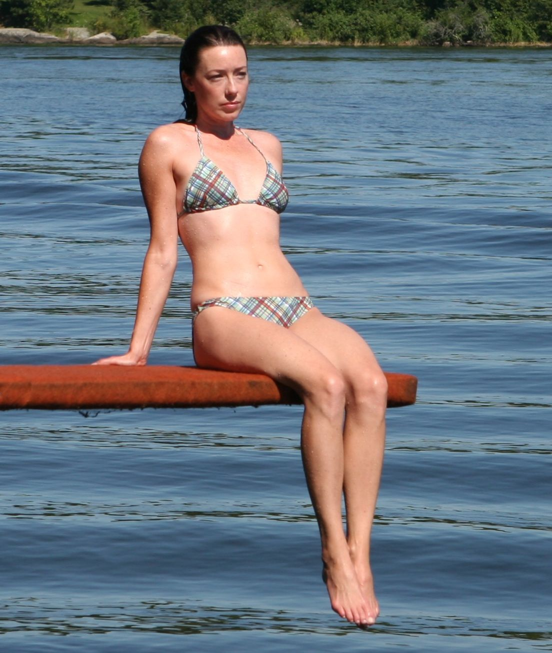 Molly Parker Sexy