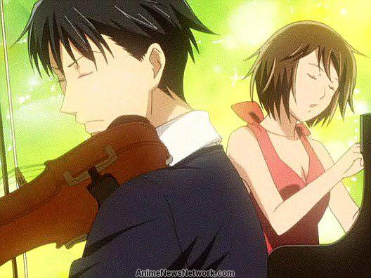 Nodame Cantabile di Rekomendasi Anime Music - Romance Terbaik
