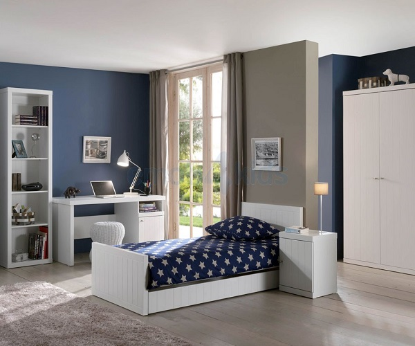 d coration chambre de garcon 8 ans. Black Bedroom Furniture Sets. Home Design Ideas
