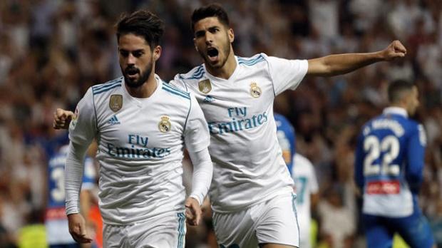 188BONGDA đưa tin: Isco và Asensio sẽ đồng loạt rời Real nếu Hazard đến