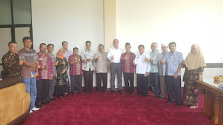 Payakumbuh Pilot Project Wakaf, Walikota Perintahkan Pengurus BWI Gerak Cepat