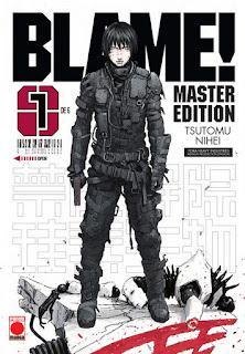 Blame Master edition 1 Tsutomu Nihei