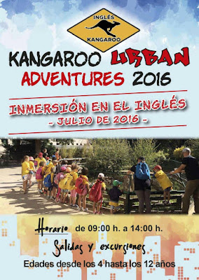 Campamento de Verano en Vigo - KANGAROO