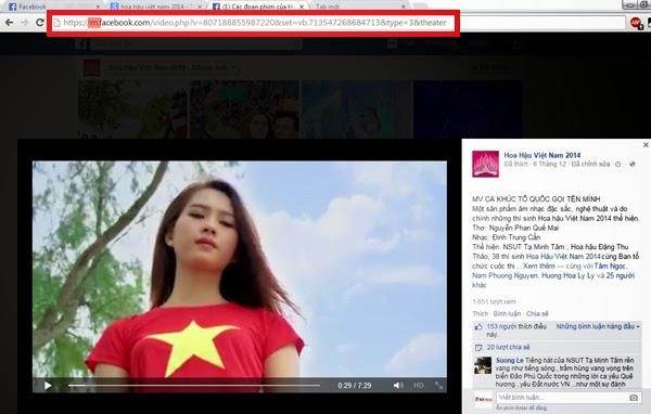 2 cách tải video trên Facebook về máy tính đơn giản nhất