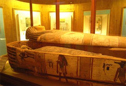 التحنيط عند المصريين القدماء