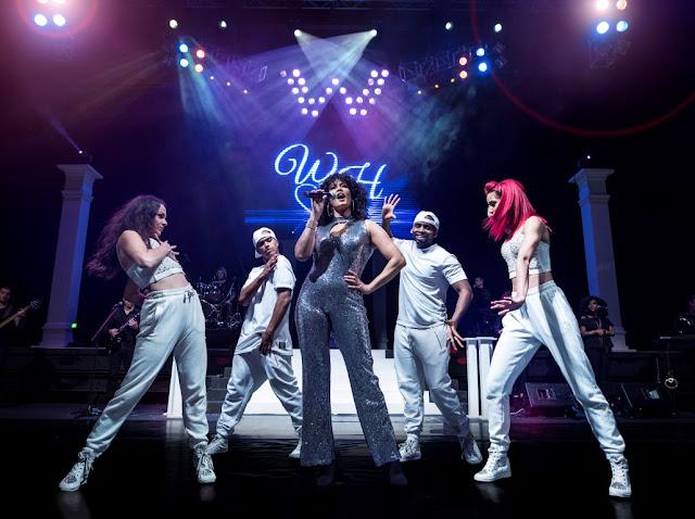 מופע לוויטני יוסטון בישראל - אפריל 2018