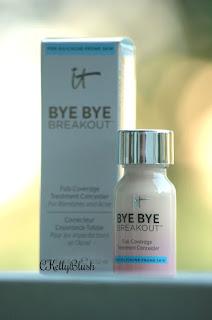 Bye Bye Breakout! New from IT Cosmetics - CKellyBlush