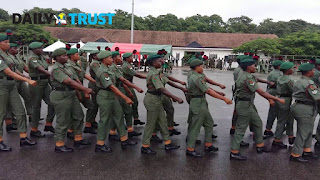 Nigerian Army Training Pictures 2018,