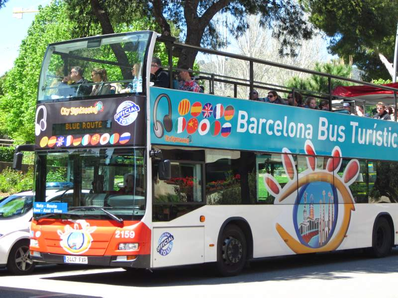 Beautiful places of Barcelona and Catalonia  BARCELONA BUS TURISTIC c0581361911