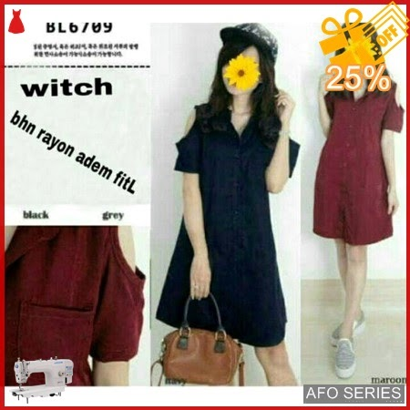 AFO532 Model Fashion Witch Modis Murah BMGShop