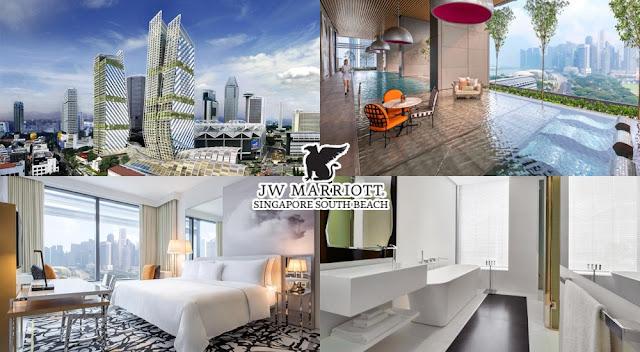 JW Marriott Hotel Singapore South Beach