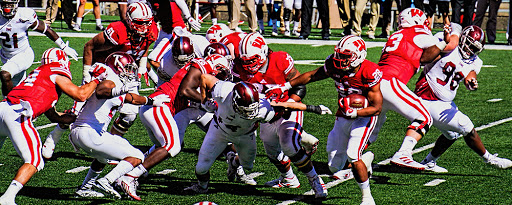 uw badger football