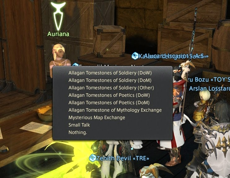 End-game guide ~ Final Fantasy XIV : A Thai Fansite