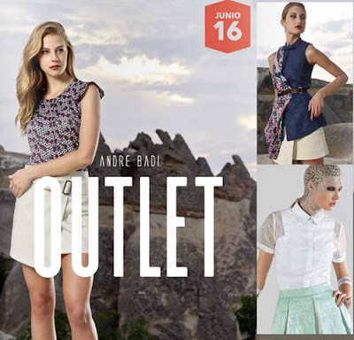Outlet Andre Badi junio 2016
