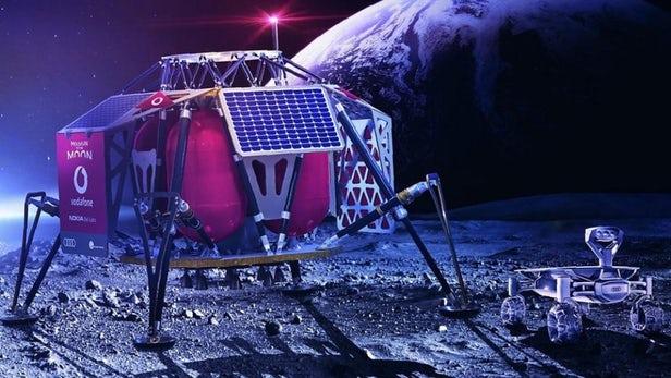 В следующем году на Луне развернут сеть 4G LTE. Кто ей будет пользоваться?