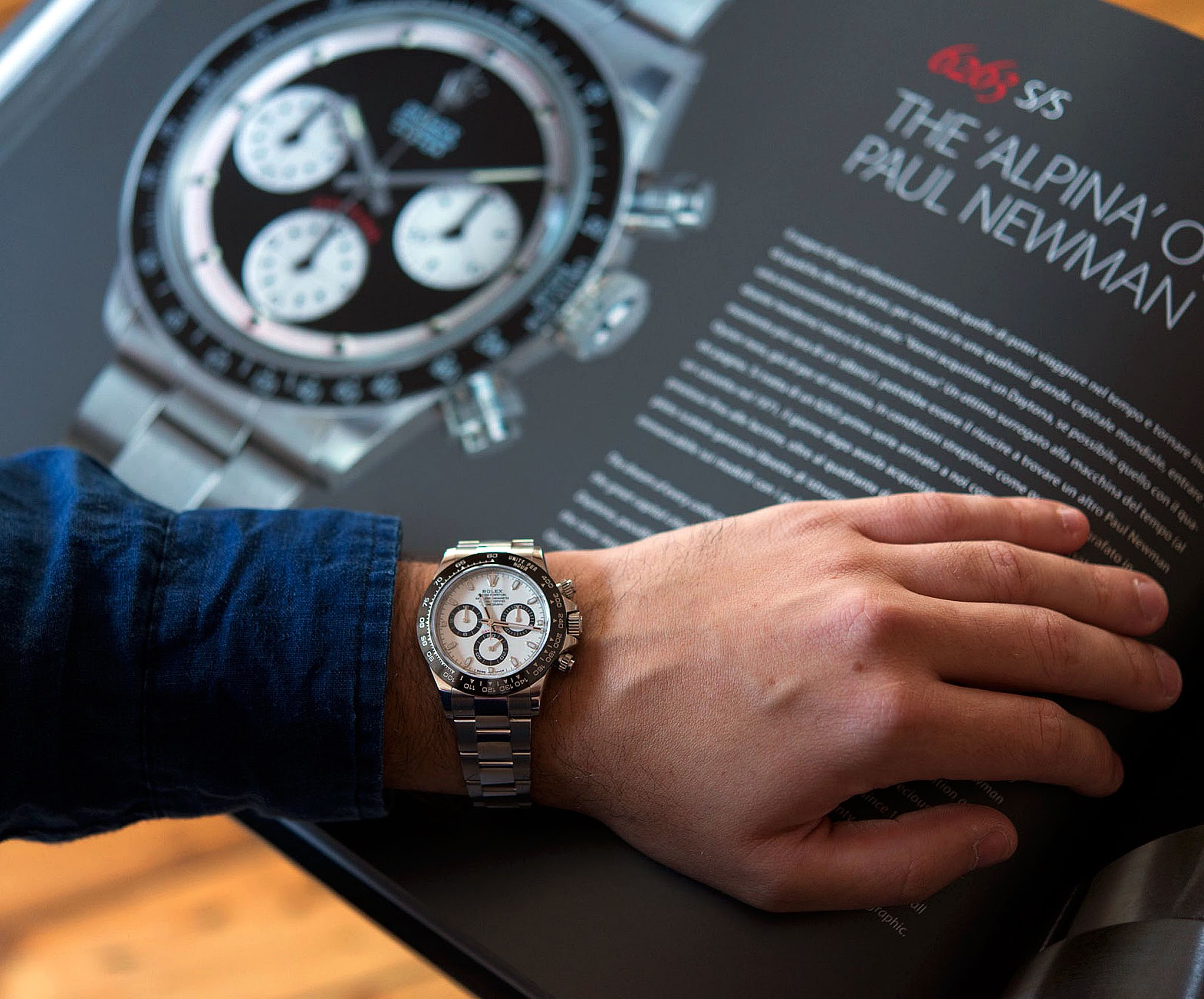 John Mayer Ben Clymer Discuss The New Rolex Daytona As Early Owners On Hodinkee Com