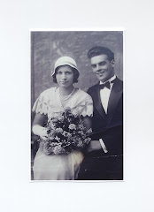 My Grandparents - Beatrice Euphemie and John Leo