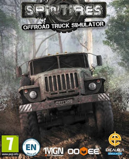 SPINTIRES Offroad Truck Simulator Gameplay