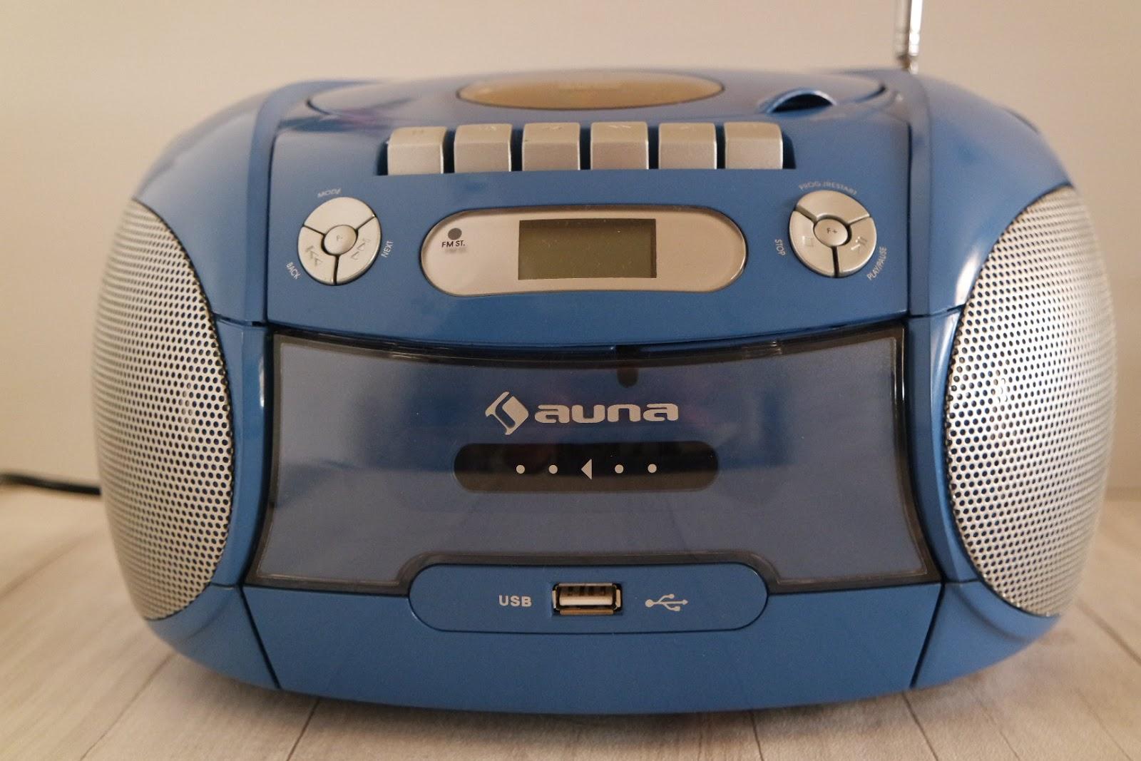 Boombox MP3-Player für Kinder als Geschenk Tipp - Filine bloggt