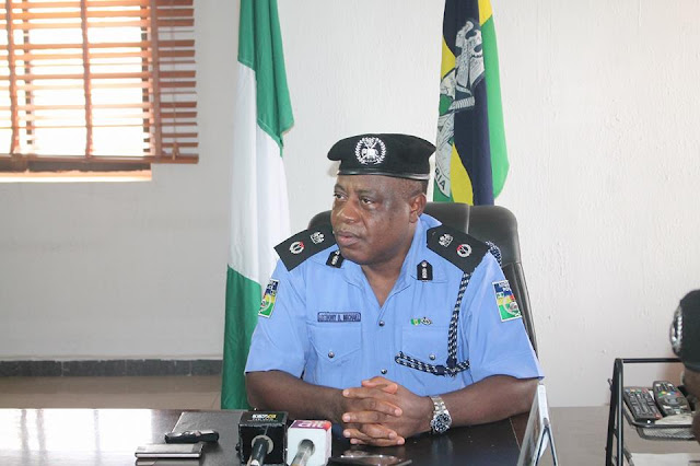 Anybody found with Biafra flag will be arrested – Abia CP, Ogbizi