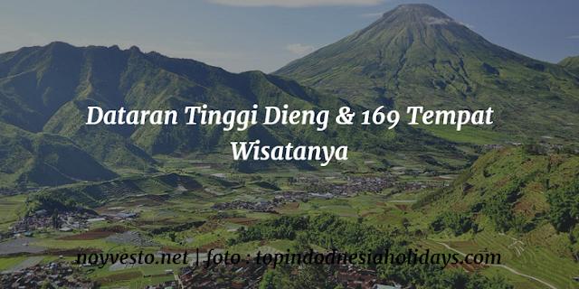 Dieng Plateau (Dieng)