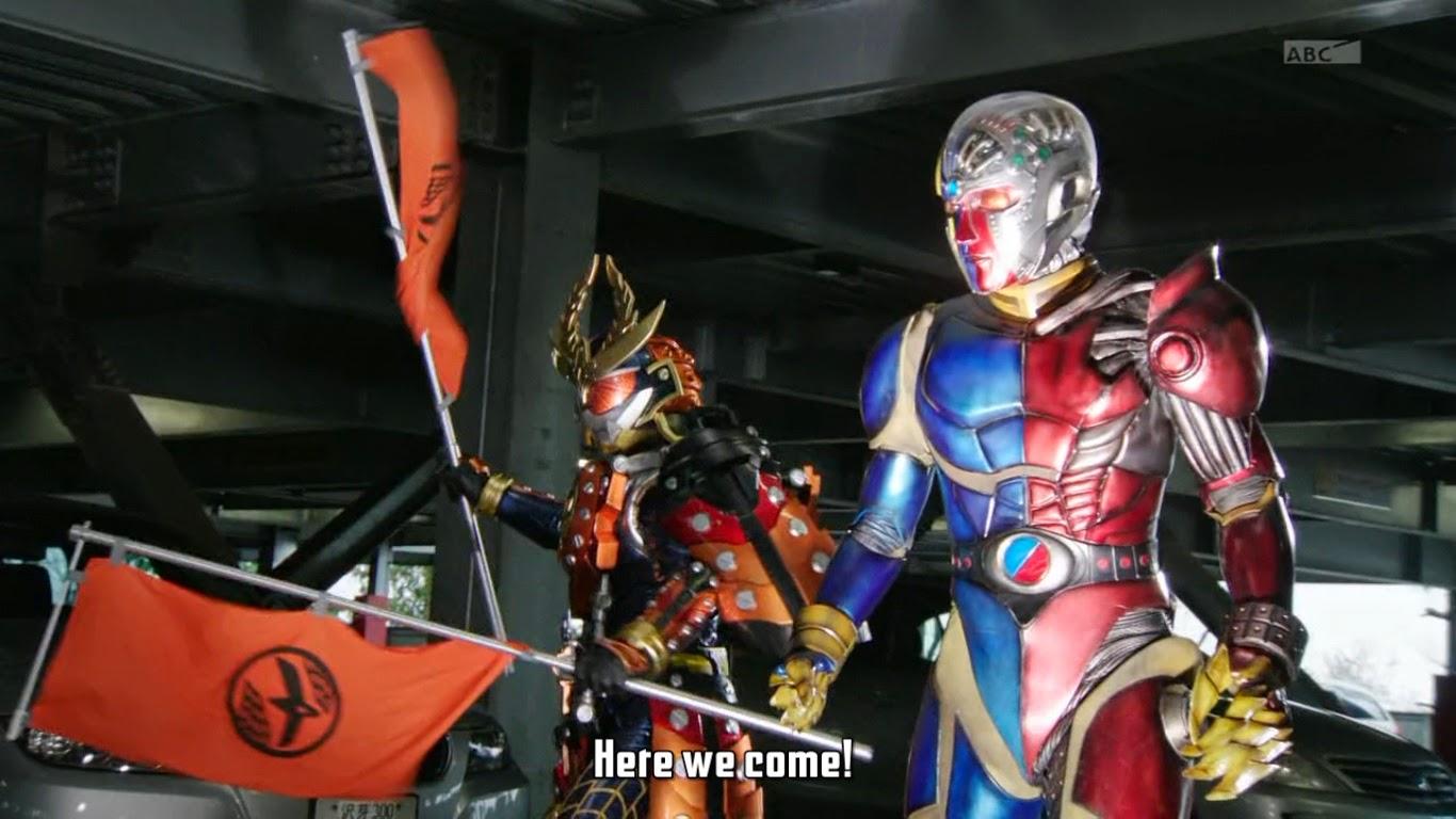 Kamen rider gaim episode 22 indonesia - Satyamev jayate 13th