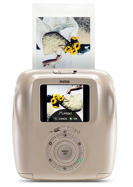 @Fujifilm_SA Launches @InstaxS SQ20 Hybrid Instant Camera in #SouthAfrica #InstaxSQ20