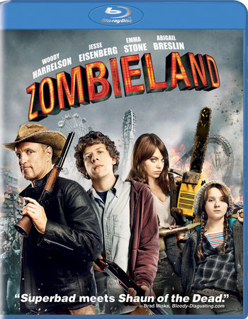 Zombieland (2009) Dual Audio 300MB