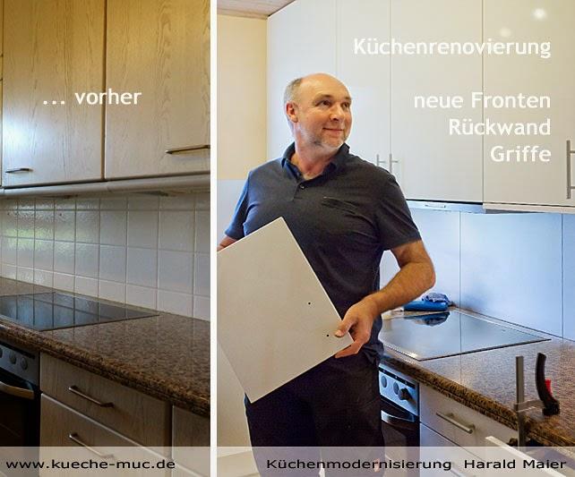 wir renovieren ihre k che kuechenumbau neue kuechenfronten. Black Bedroom Furniture Sets. Home Design Ideas