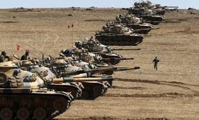 Presidente turco diz estar perdendo a paciência com a Síria e ameaça agir