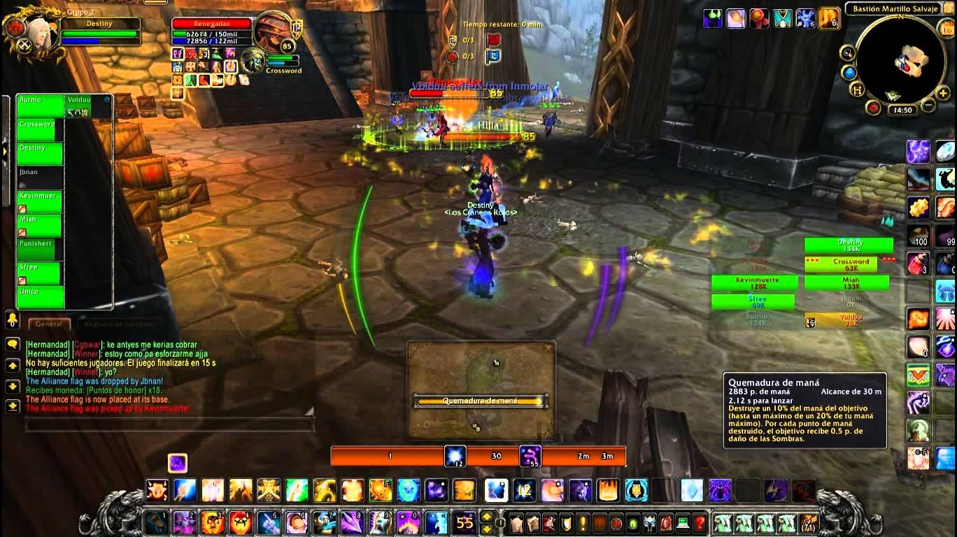 healbot wow legion