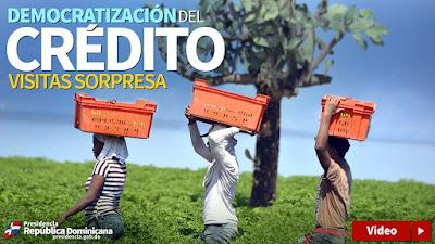 VIDEO: Democratización del crédito. Visitas sorpresa