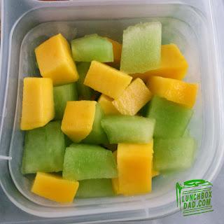 fruit for baseball lunch