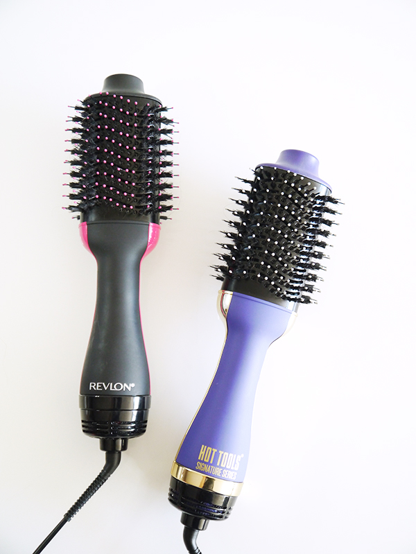 Hot Tools Signature Series Hair Styler and Revlon Pro Collection Salon One-Step Hair Dryer and Volumizer