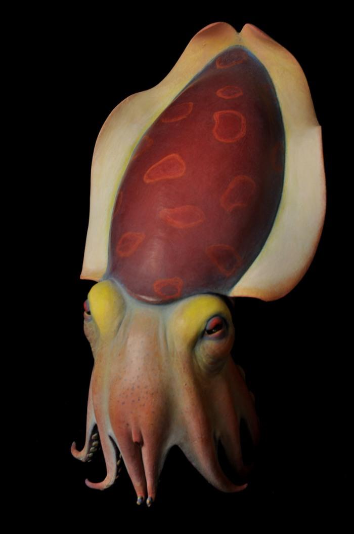 Абстрактные скульптуры. Judy Fox (скульптор)