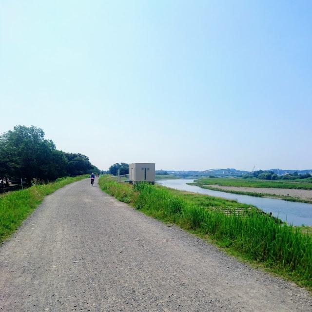多摩川 西河原公園