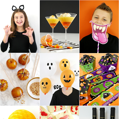 Last Minute Halloween Party Ideas, Food & Costumes