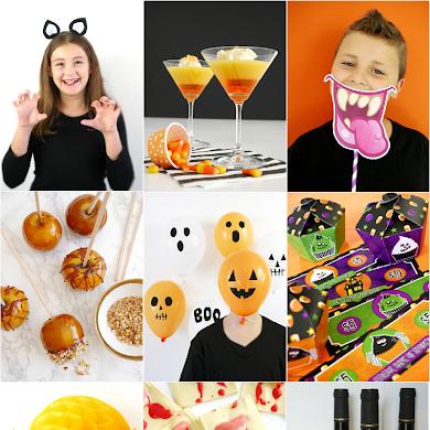 Idées de fêtes d'Halloween de dernière minute