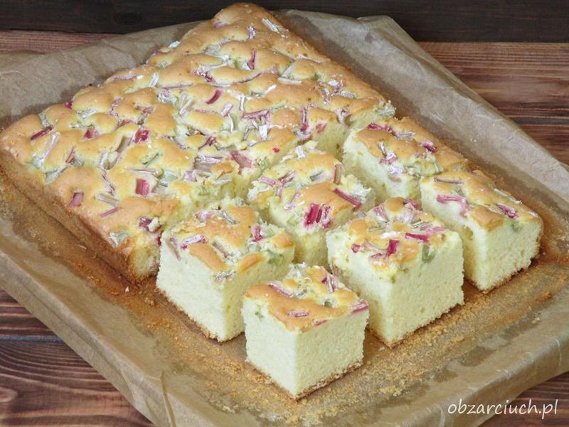 Najprostsze Ciasto Z Owocami Obzarciuch