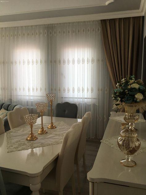 ديكورات غرف سفرة تركية مودرن لعام 2019