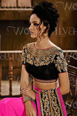indian-ethnic-wear-blouse-designs-2017-for-silk-sarees-15