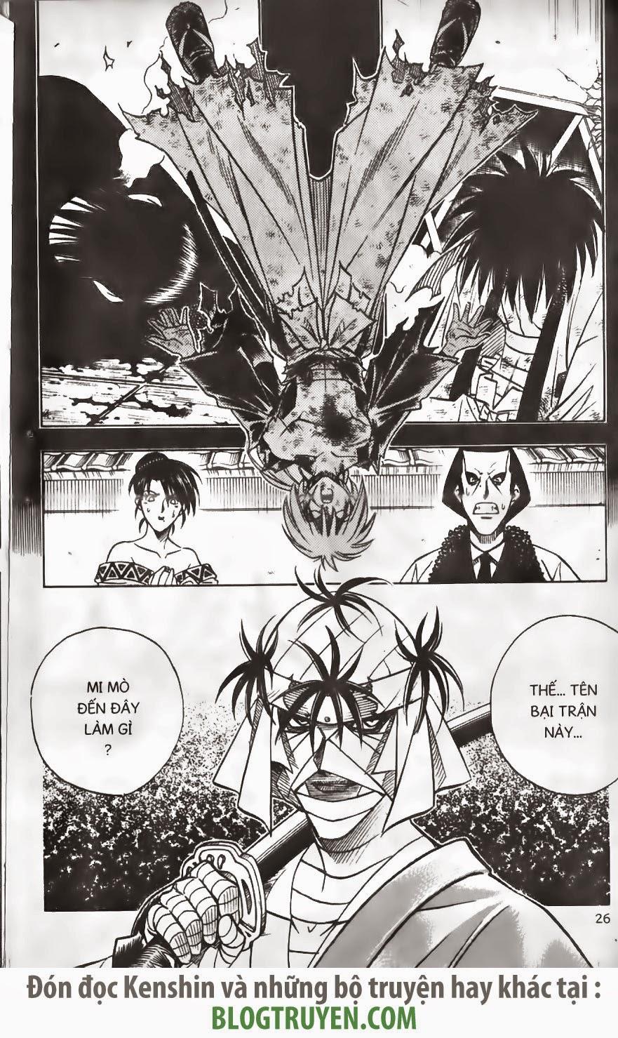 Rurouni Kenshin chap 140 trang 3