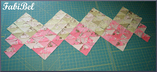 Patchwork Conception du motif
