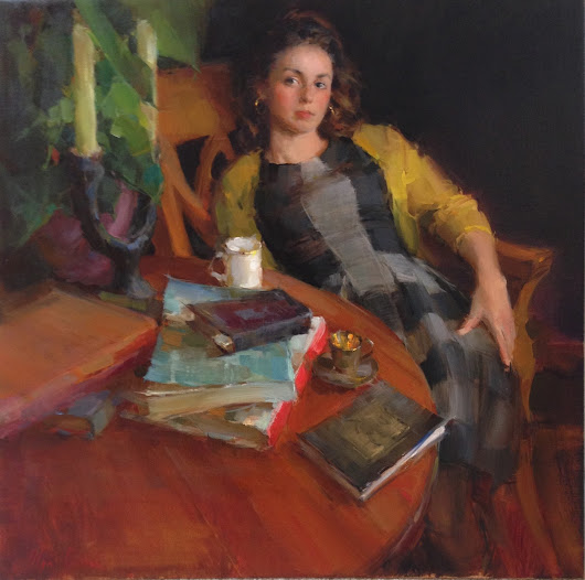 Olga Krimon / Ольгa Кримон, 1972 | Figurative / Still life painter