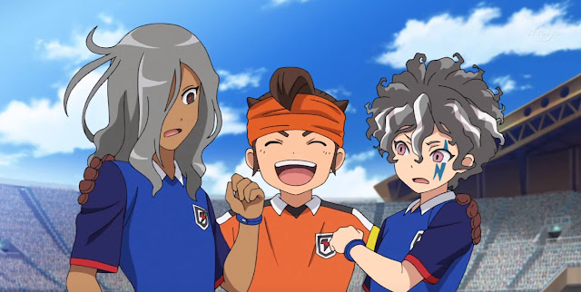 Inazuma Eleven: Orion no Kokuin Episode 7 Subtitle Indonesia