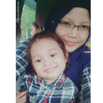 dhia zahra, 3 tahun, ragam anak, anak perempuan,